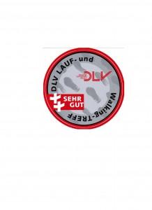 DLV-Zertifikat - Aufkleber